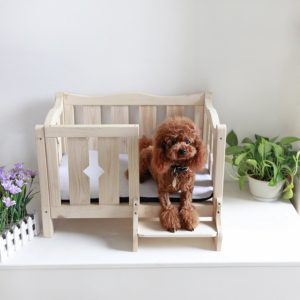 *HOT* Petsfit Wooden Pet Bed $49.99 (reg. $99)!