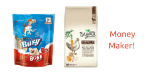 *HOT* $6.00 Money Maker on Purina Dog Treats & Food at Target (after gift cards)!