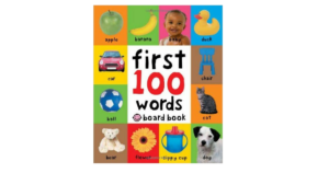 "*Price Drop* ""First 100 Words"" Book $3.92 (reg. $5.99)"