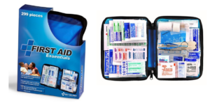 All Purpose 299-piece First Aid Kit $11.85 (reg. $26.74)!