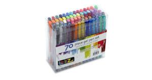 70-Count Gel Pens $11.99 (reg. $49.99)!