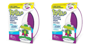 Kandoo Flushable Wipes $0.89 (reg. $2.49)!