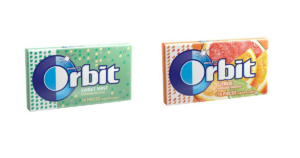 orbit gum pic - Frugal Finds During Naptime