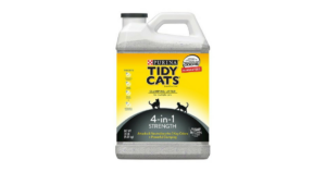 Double Stack on Tidy Cats at Target = 20 lb Tidy Cats Cat Litter $3.89