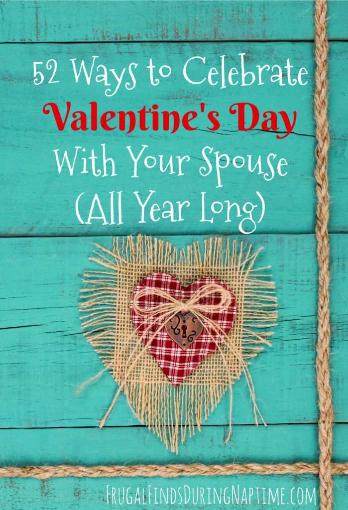 Use this list as inspiration for planning dates with your spouse all year long!