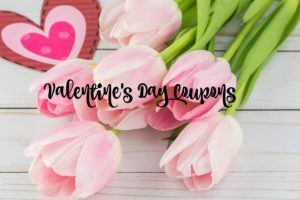 Valentine's Day Coupon Round Up