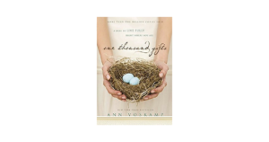 One Thousand Gifts: A Dare to Live Fully Right Where You Are ONLY $1.99 (reg. $21.99)!