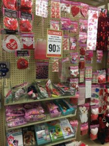 90% off Valentine's Day Party, Crafts, & Decorations at Hobby Lobby!