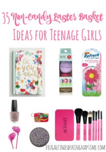 35 Easter Basket Ideas for Teenage Girls