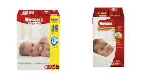 High Value Huggies Coupons = Stock Up Deals!