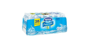 28-Count Pack of Nestle Pure Life Water (as low as) $2.33!