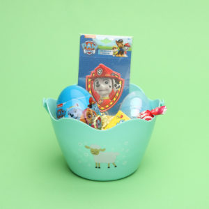 Paw Patrol Easter Basket Bundle ONLY $3.00!