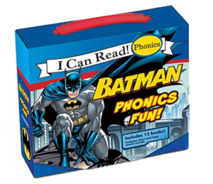 Batman Classic: Batman Phonics Fun (My First I Can Read) Only $5.99!!