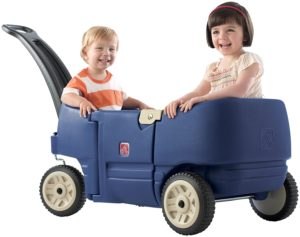 Highly Rated Step2 Wagon for Two $55.99!