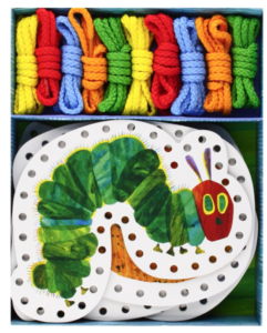 The Very Hungry Caterpillar Lacing Cards $7.51 (reg. $15.99)!