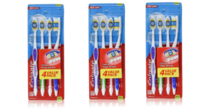 Colgate Extra Clean Full Head Medium Toothbrushes $0.69 Each SHIPPED!