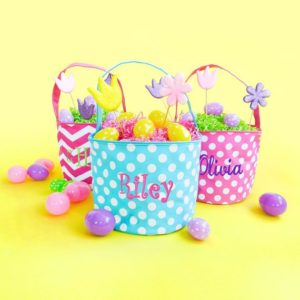 Personalized Easter Buckets $9.99 (reg. $20)!