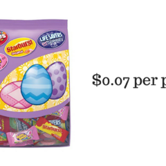 155-Piece Easter Egg Hunt Candy Mix ONLY $10.79!