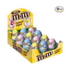 12-Pack Easter M&M's Eggs $10.95 SHIPPED! (Only $0.95 Each!)