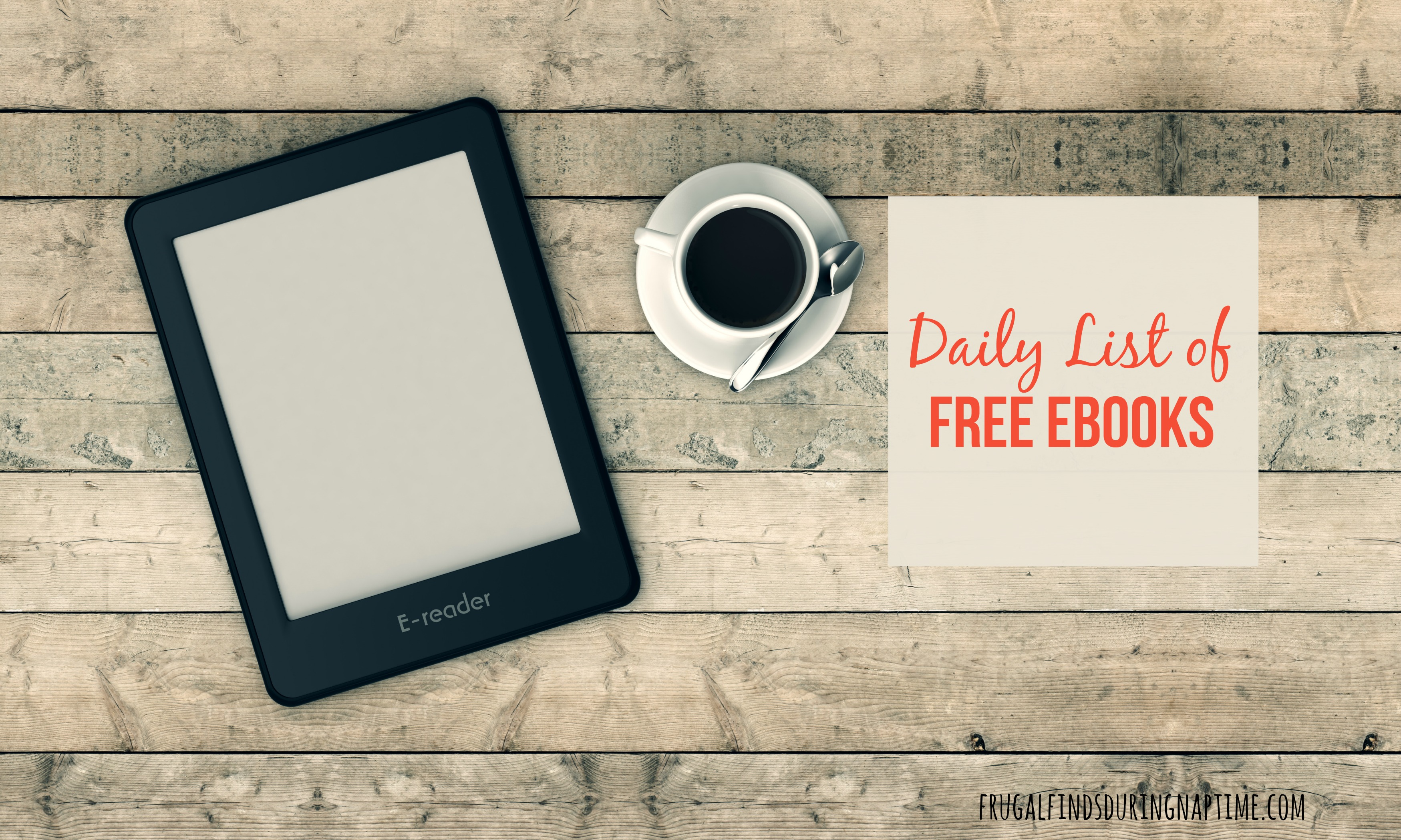 Free eBooks Archives - Frugal Finds During Naptime