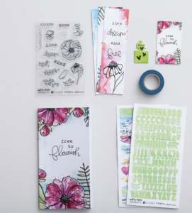 *NEW* Free to Flourish Illustrated Faith Kit 25% Off + FREE Shipping!