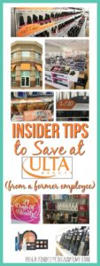 Insider Tips to Save Money at Ulta (From a Former Employee)