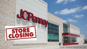 List of 138 JCPenney Stores Closing in 2017! Spread the Word!
