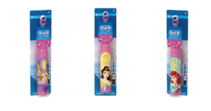 Oral-B Pro-Health Stages Battery Powered Disney Princess Toothbrush $2.99 (reg. $6.13)!