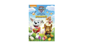 """Paw Patrol: Pups Save the Bunnies"" DVD $9.96!"