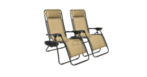 WOW! Zero Gravity Chairs ONLY $34.95 Each!