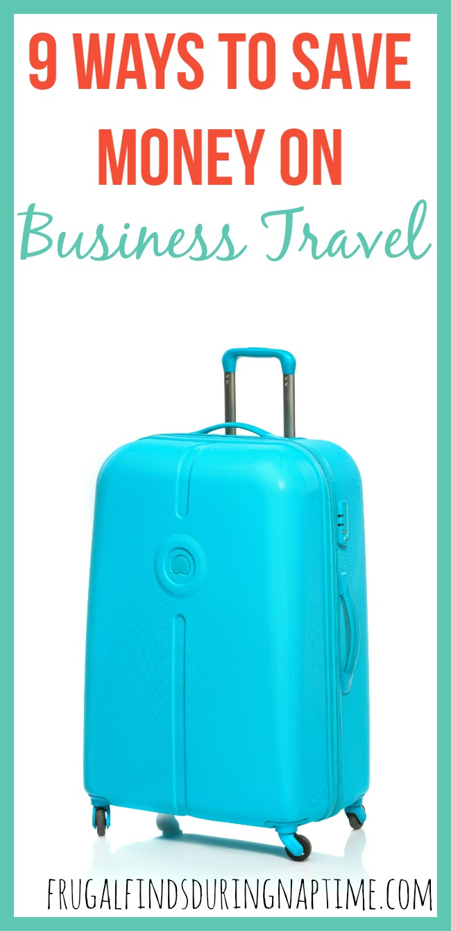 If you travel for work, it can get pretty expensive. The hotels, air fare, gas, & meals add up quickly! Here are some ways to save money on business travel.