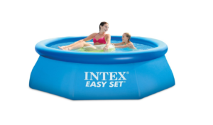 **Chill Out!! ** Intex 8ft X 30in Easy Set Pool Set with Filter Pump! Super Low Price!!