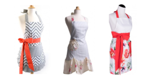 Flirty Aprons 50% Off + FREE Shipping = Aprons (as low as) $13.47 SHIPPED!