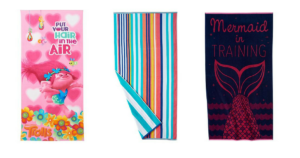 Kohl's: Beach Towels $7.64 (reg. $25.99-$29.99)!