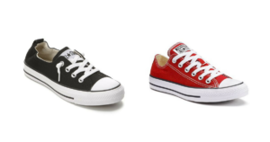 Semi-Annual Shoe Sale at Kohl's = RARE Deals on Converse Shoes!