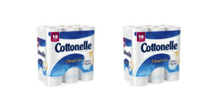 CVS: Cottonelle 18-Roll Toilet Paper $5.99
