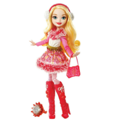 Amazon.com: Ever After High Epic Winter Apple White Doll $7.22 (reg. $19.99)