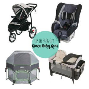 *Deal of the Day* (Up to) 54% Off Graco Baby Gear = Graco Convertible Car Seat $67.99 (reg. $119.99) & More!