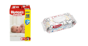 Huggies Boxed Diapers ONLY $16.61 + FREE Huggies Wipes at Target!