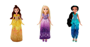 Target: Disney Princess Royal Shimmer Dolls (as low as) $4.69 Each (after gift card)