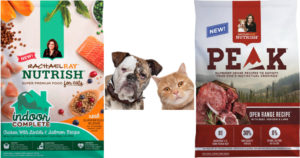 FREE Sample of Rachel Ray Nutrish Dog or Cat Food!