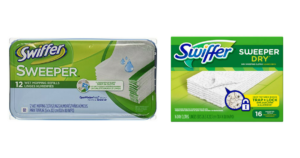 Swiffer Refills ONLY $1.99 (reg. $5.99) at Rite Aid!