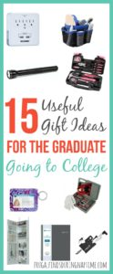 15 Useful Gift Ideas for the Graduate Going to College