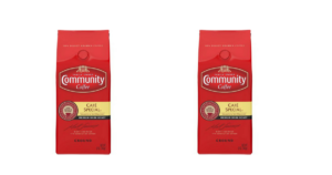 Walmart: 12-oz. Community Coffee $2.24