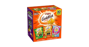 Pepperidge Farm Goldfish Bold Snack Crackers $0.25 per Pack!