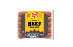 Get Ready for Memorial Day! Oscar Meyer Hot Dogs ONLY $1.35 per Pack!
