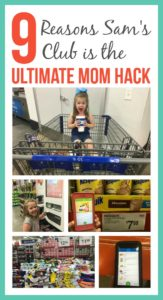 9 Reasons Sam's Club is the Ultimate Mom Hack