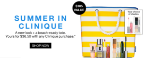 Grab Over $110 in Clinique Beauty Items for ONLY $41 SHIPPED!