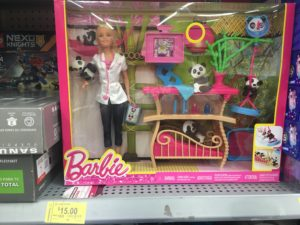 Barbie Sets on Clearance at Walmart! YMMV!