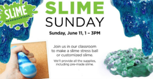 Make Your Own Slime For FREE At Michaels!!